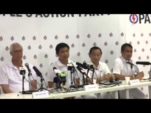 PAP's Tan Chuan-Jin on why Marine Parade GRC team is not having a rally