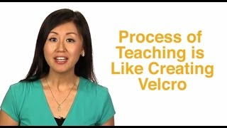 Learn Mandarin with Yoyo Chinese - Our Method 1: Teaching Chinese is like Creating Velcro