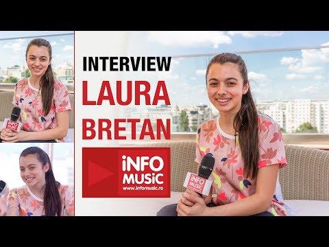 "Interview with Laura Bretan: ""I Adore Adele"" / ""O ador pe Adele"""