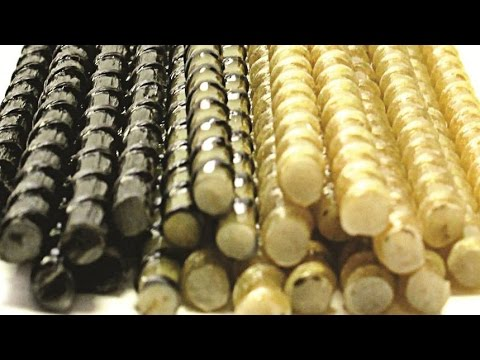 BM: Композитная арматура - сравнение со стальной