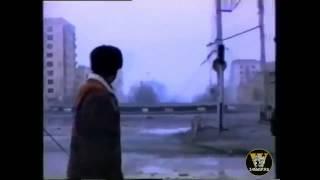Война в Чечне, Грозный, площадь Минутка, 1995 год