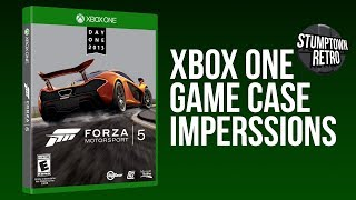 Forza Motorsport 5 Unboxing, Xbox One Game Case Im