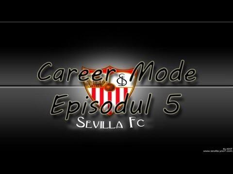 FIFA 13 Career Mode cu Sevilla FC   Episodul 5 - Bony si ratarile lui