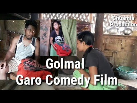 Golmal Ka.dingani Film(Garo Comedy film )