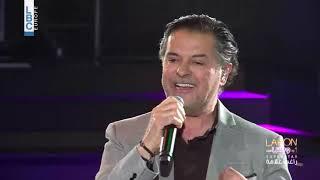 """السوبر ستار راغب علامة يُغني """"إللي باعنا"""" في حلقة خاصة مع هشام حداد"""