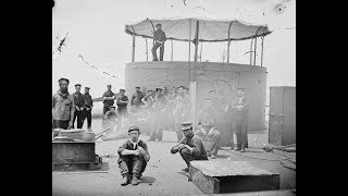 3D Stereoscopic Photos of the USS Monitor During the American Civil War (1862)