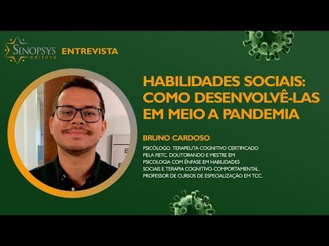 Habilidades sociais: como desenvolvê-las em meio a Pandemia | Sinopsys Entrevista #8