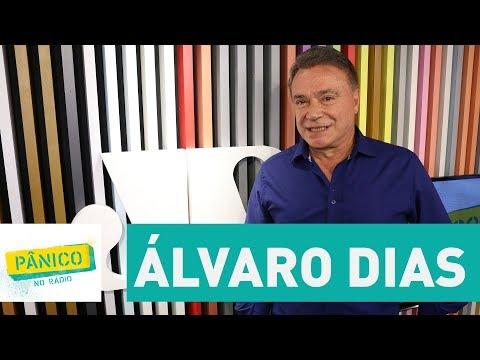 Álvaro Dias - Pânico - 22/09/17