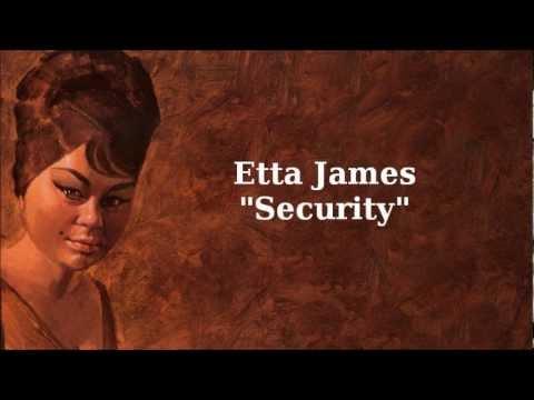 Клип Etta James - Security