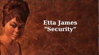 Watch Etta James Security video