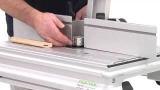 Festool TV Folge 17: Compact Modul System - Falzen