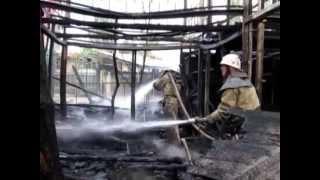 Одеська область: ліквідовано пожежу на базі відпочинку(, 2014-05-09T06:59:54.000Z)