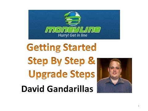 Global Moneyline Getting Started Step by Step Detailed Procedure How to Use System How to Upgrade