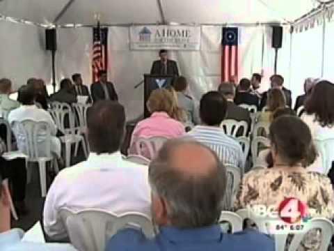 Veterans Transitional Housing Construction Kickoff Coverage - NBC4 Columbus