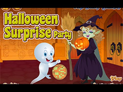 baby hazel halloween surprise party games for baby girls kids - Halloween Baby Games