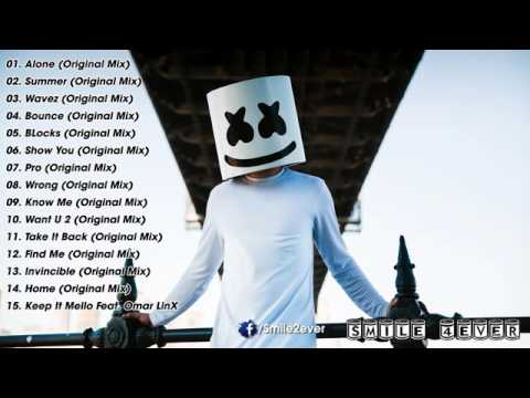 Marshmello Greatest Hits 2017  terbaik