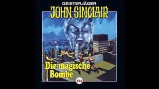 Dark, John Sinclair - Folge 104 - Die magische Bombe