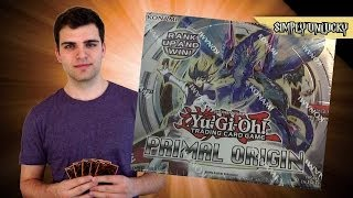 Best Yugioh Primal Origin 1st Edition Booster Box Opening! OH BABY!!! Thumbnail