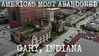 Americas Most Abandoned Gary Indiana