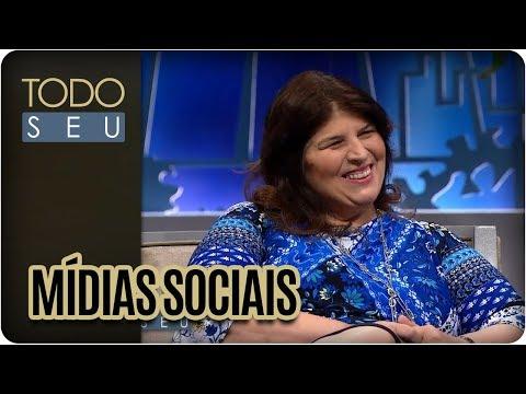 Como Fazer Bom Uso Das Redes Sociais? - Todo Seu (16/01/18)