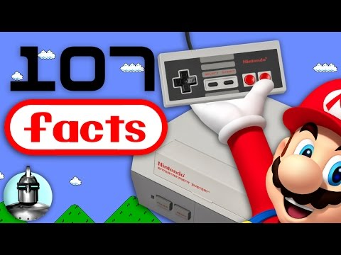 107 NES Facts - Nintendo Facts YOU Should Know! | The Leader