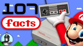 107 NES Facts - Nintendo Facts YOU Should Know! | The Leaderboard