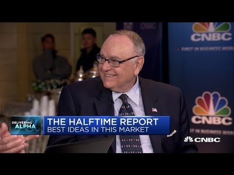 Watch CNBC's full interview with Leon Cooperman on his top stock picks and negative interest rates