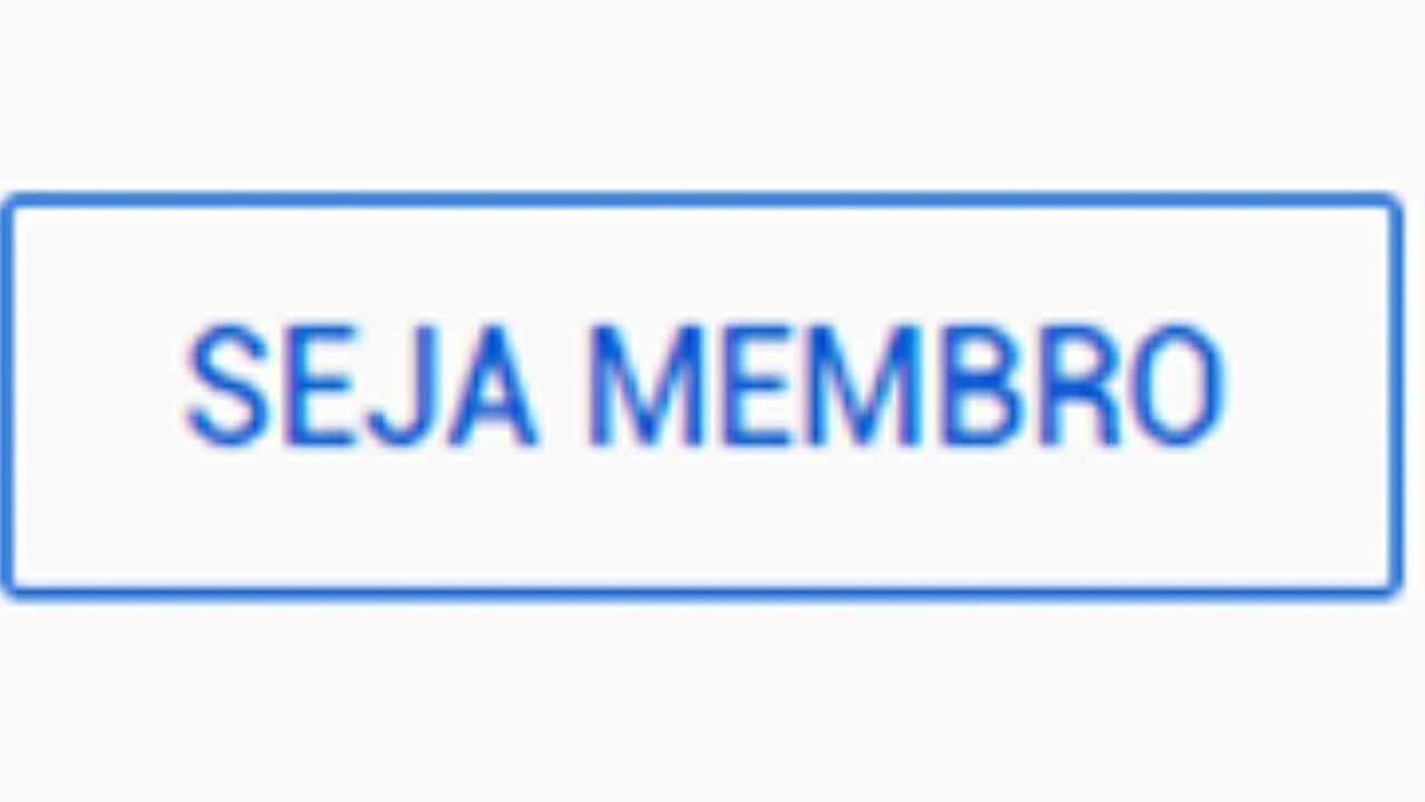 Resultado de imagem para seja membro