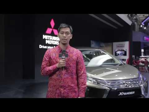 Hadirkan Tagline Baru di GIIAS 2018, Mitsubishi Siap Berikan Mobil Terbaik untuk Konsumen