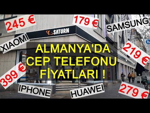 ALMANYA MEDİA MARKT ELEKTRONİK FİYATLARI (Telefon -Kamera - Televizyon -Iphone -Samsung canon Nikon)