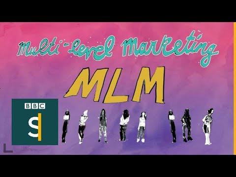 Multi-level marketing (MLM): Supporters Vs Critics - BBC Stories