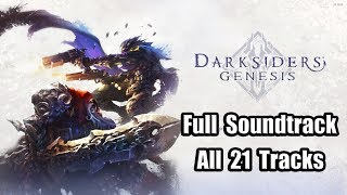 DARKSIDERS GENESIS Full Soundtrack OST - All 21 Tracks