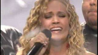 AMERICAN IDOL SEASON 4 - CARRIE UNDERWOOD - WINNERS PERFORMANCE - INSIDE YOUR HEAVEN