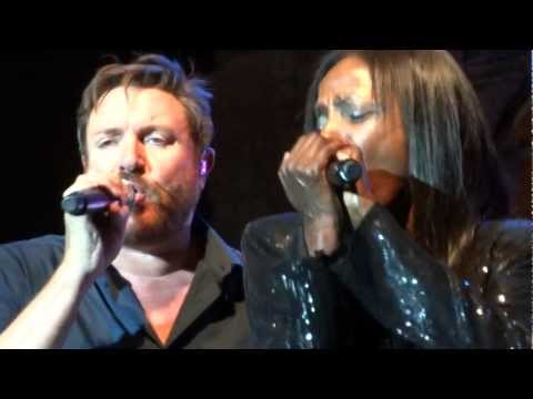 Duran Duran 'Union of the Snake' at Mountain Winery 08/09/12