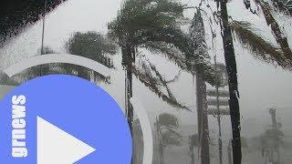 Temporal causa estragos em Pará de Minas