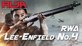 British Empire's Finest: RWA Lee Enfield No.4 – RedWolf Airsoft RWTV