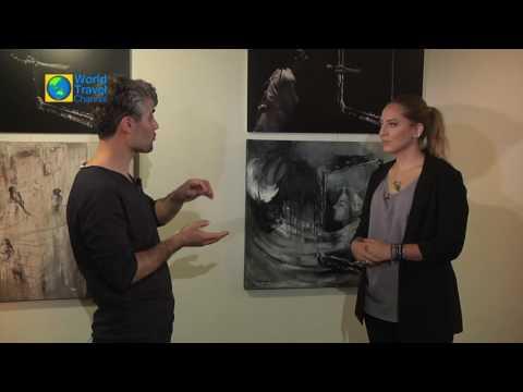 Galeri Eksen  || World Travel Channel   | Sanat Günlüğü Programı  | Şizofreni -  Berzah