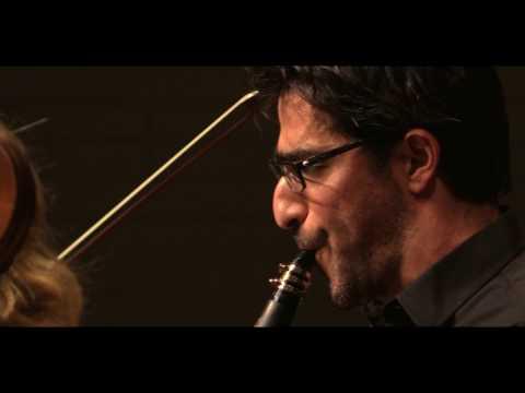 Yoav Talmi: Clarinet Quintet