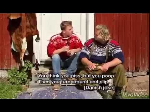 Derfor taler vi dansk - #humor