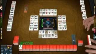 無料3Dオンライン麻雀「雀龍門3」 垂れ流しその14