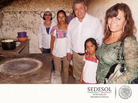 SEDESOL Delegación Hidalgo visita proyectos productivos impulsados en el municipio de Huautla.
