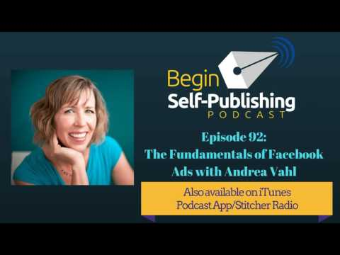 The Fundamentals of Facebook Ads with Andrea Vahl