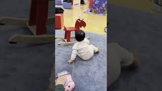 중국상해 아기 장난감 놀이방 유치원 주말반 #아기 유치…