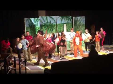 The Lion King - Immaculate Conception Catholic Regional School