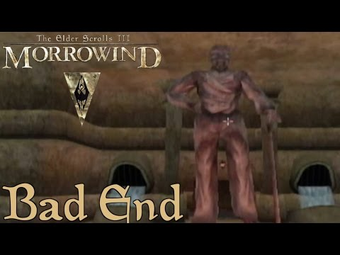 Morrowind - The Alternate Ending