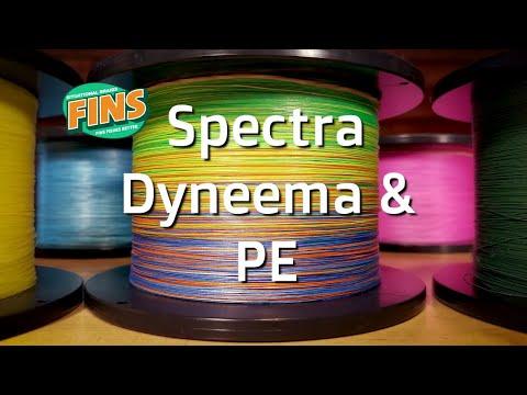 Braided Fishing Line Myths - Spectra Vs Dyneema Vs PE