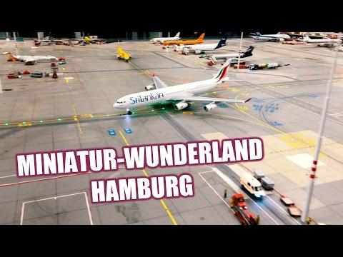 Amazing Miniatur Wunderland Hamburg (4K)