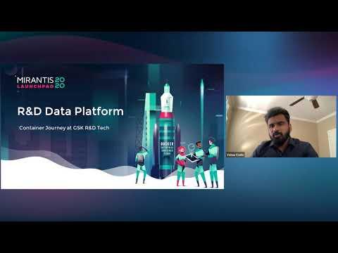 GSK: R&D Platform