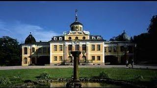 Замок и парк Бельведер в Веймаре. Путешествие по городам Германии.(, 2015-06-26T02:22:59.000Z)