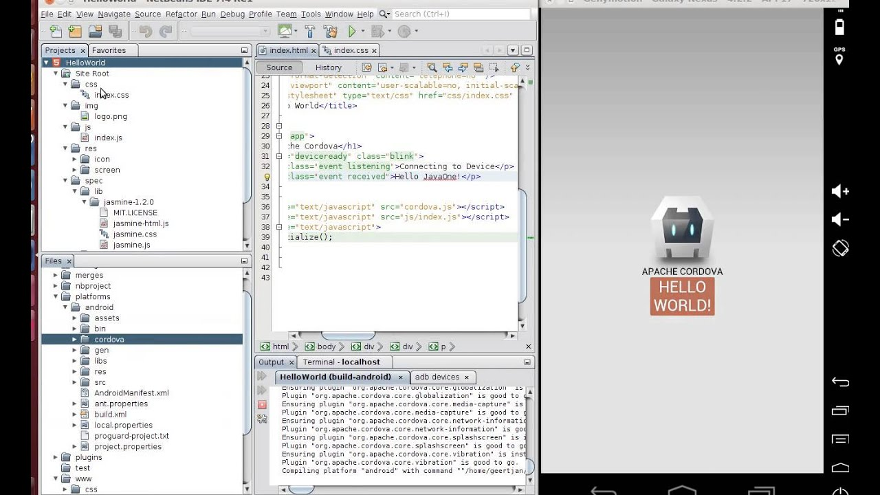 Javascript Ide For Android